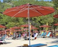 Plaj Şemsiyesi - Kiwi Klips Model 8 Kollu - 17