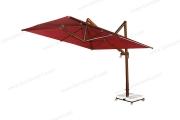 Yandan Direkli Plus Model Bahçe Şemsiyesi