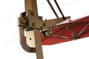 Yandan Direkli Plus Model Şemsiye Açma-Kapama Mekanizaması
