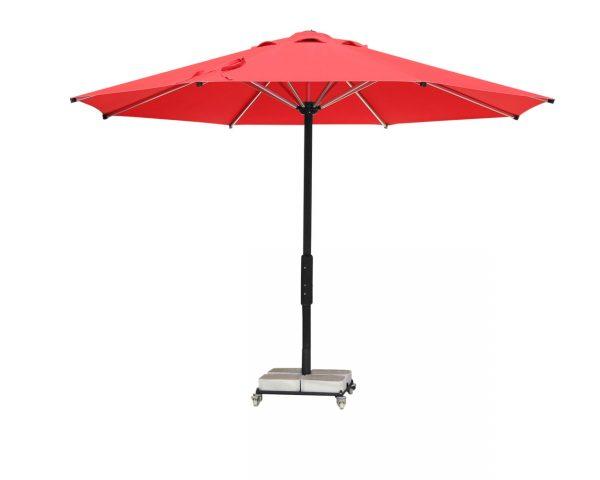 Lüks Teleskopik Bahçe Şemsiyesi