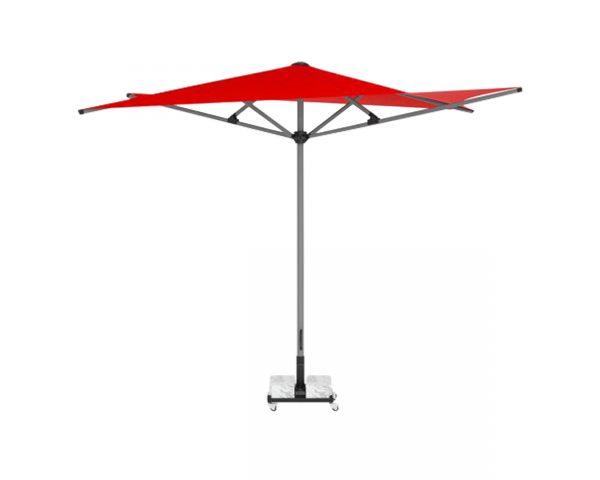 Avocado Butterfly Beach Umbrella