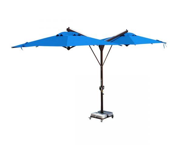 Çift Açılır Şemsiye