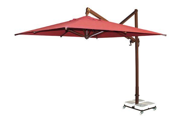 Banana Model Side Pole Plus Outdoor Umbrella