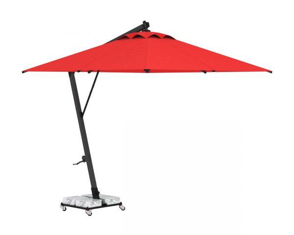 Side Pole Square Umbrella