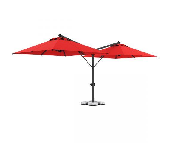 Double Side Pole Umbrella