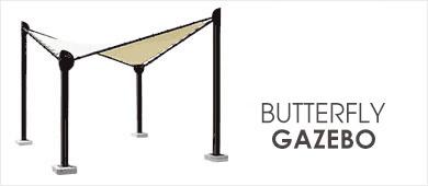 Butterfly Gazebo - Banner