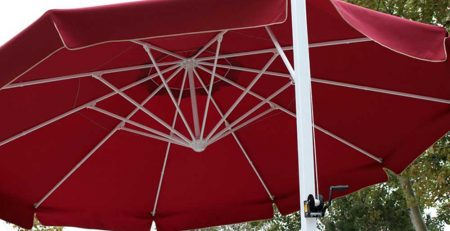 Garden Parasols for the Netherlands