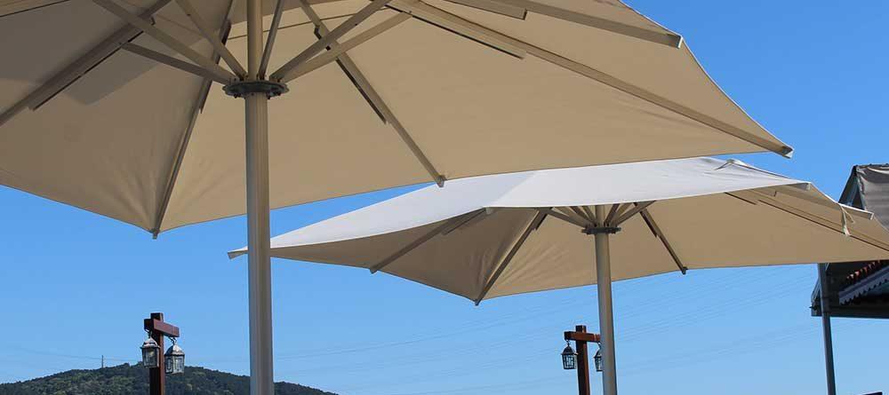 Garden Umbrella Import