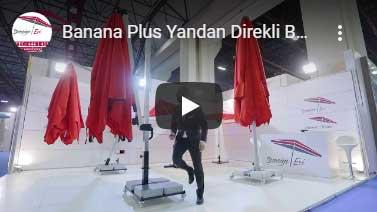 Banana Plus Big Umbrella Video