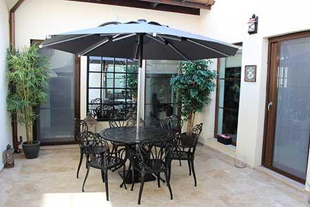 Umbrellas and Garden Accesorıes